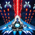 Space shooter attack
